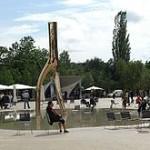 Brunnen in Bregenz