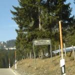 Gipfel Riedbergpass